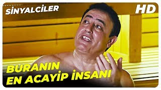 Namuslu Kurumsal Mafya Kurumu  Sinyalciler Türk Komedi Filmi