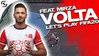 LET'S PLAY VOLTA ft. Mirza | SK FIFA 20