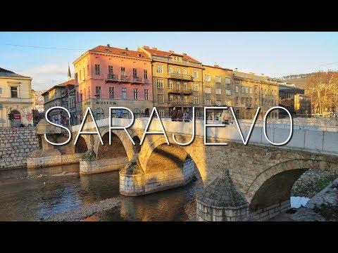 Vlog #59: Sarajevo, Bosnia and Herzegovina || CITY SCAVENGER HUNT