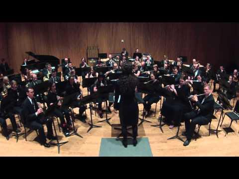 Sheltering Sky (John Mackey) - Manhattan Wind Ensemble