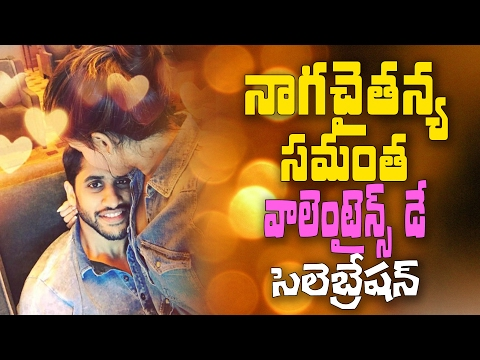 How Naga Chaitanya and Samantha celebrated Valentine''s day ?