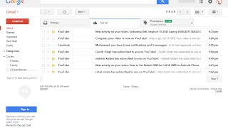 Shortcut key to Sign Out/Logout Gmail Account (100% works)