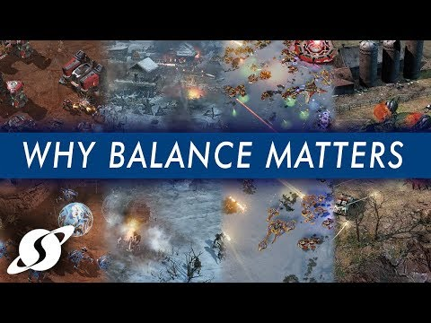 Why RTS Balance Matters | Strategy Game Visions Episode 6