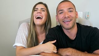 WEDDING Q&A - Our Relationship Advice, Waiting till Marriage,  Kids + More!