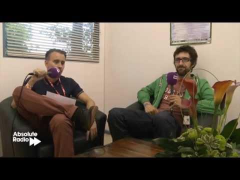 Mark Watson interview at Latitude Festival 2012