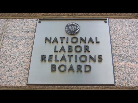 National Labor Relations Board Issues Rule to Improve Election Process - TheStreet