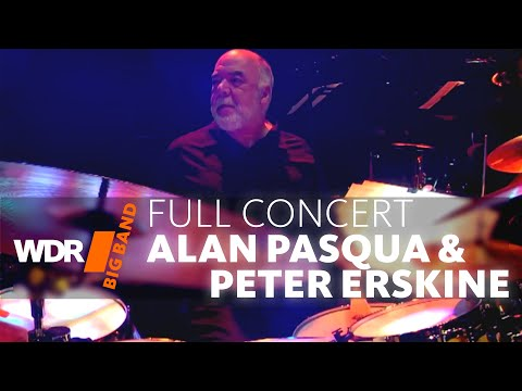 Alan Pasqua & Peter Erskine feat. by WDR BIG BAND | Full Concert