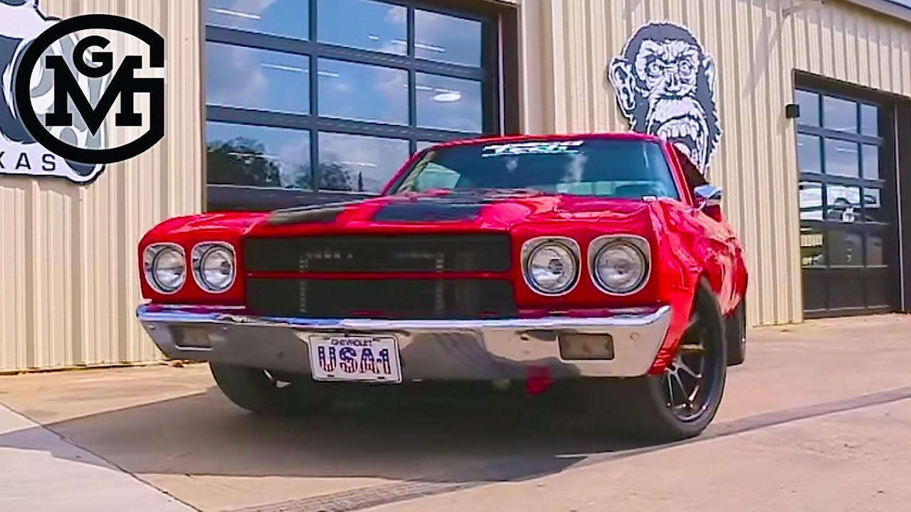 1970 Chevrolet Chevelle SS - Build Of The Week - Gas ...