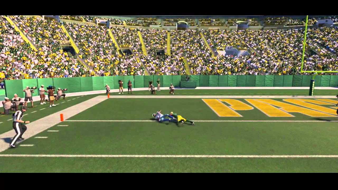 Dez Bryant Catch Vs Packers In Madden 15 4th 2 Playoffs