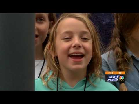 National Anthem Performed at The Kentucky Center