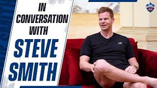 Steve Smith | Full Interview | DC