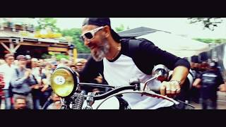 Thunderbike Custombike Ride In Bike Show 2018