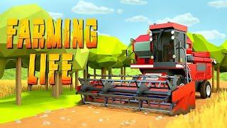 Farming Life - Aprendiendo en la GRANJA 🌿 - Gameplay Español
