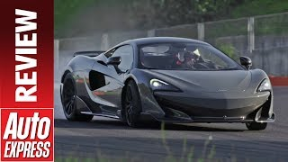 New McLaren 600LT review - the best McLaren yet?