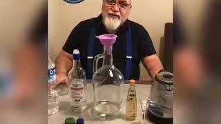 ETİL ALKOL ile RAKI YAPIMI 3'cü Video