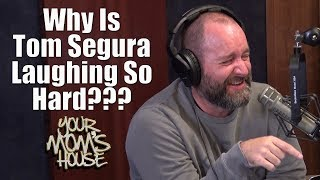 Tom Segura Reacts to Internet Love Advice - YMH Highlight