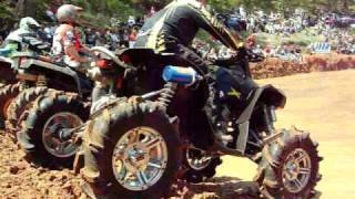 SIck Nitrous Can Am Renegade 800 Mud Nats 2009 thumbnail