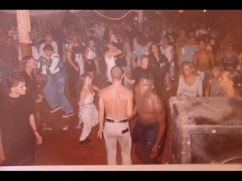 ATRACCIONES DEL SUR TENERIFE 1992 DJ STEVE FOSTER DJ ROGER THE DOCTOR