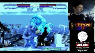 Primal Rage 2 Game play from Galloping Ghost Arcade 2
