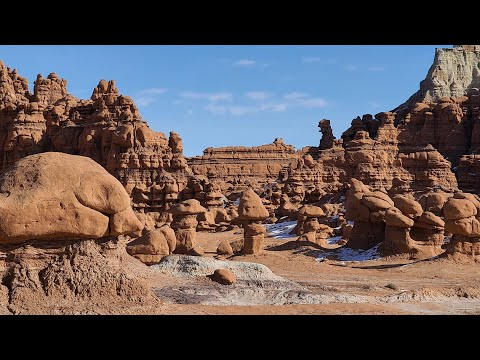 You've Never Seen Anything Like This Before, Goblin Valley,  Utah