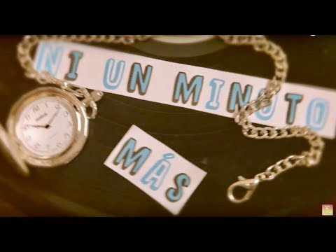 Chenoa - Ni un minuto más (Lyric Video)