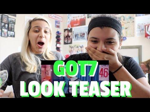 GOT7 'Look' Teaser Video REACTION!!!