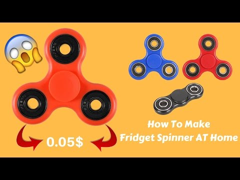 How To Make Fidget Spinner At Home With Paper Easily | Origami Show | DIY Paper Craft Tutorial
