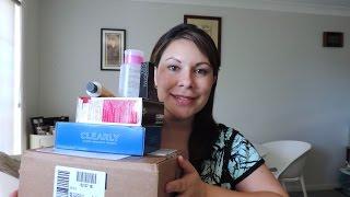 Package from Lisa - Lorac, Laura Geller, It Cosmetics Thumbnail