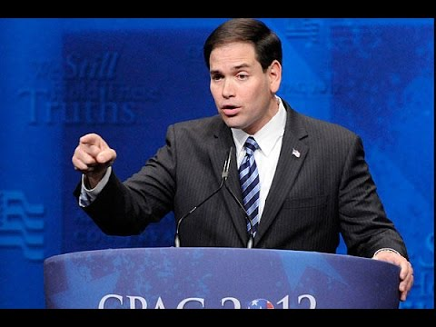 Marco Rubio Has Billionaire Sugar Daddies For 2016