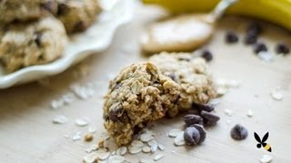 Oatmeal Peanut Butter Chocolate Chip Cookies Recipe - Honeysuckle Catering