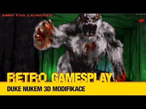 Retro GamesPlay: Duke Nukem 3D mody