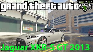 Jaguar XKR-S GT 2013 | Gta 5 PC