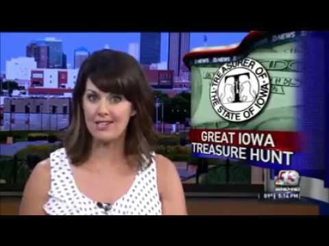 New This Year at the Iowa State Fair: Make Your Claim at the Great Iowa Treasure Hunt Booth