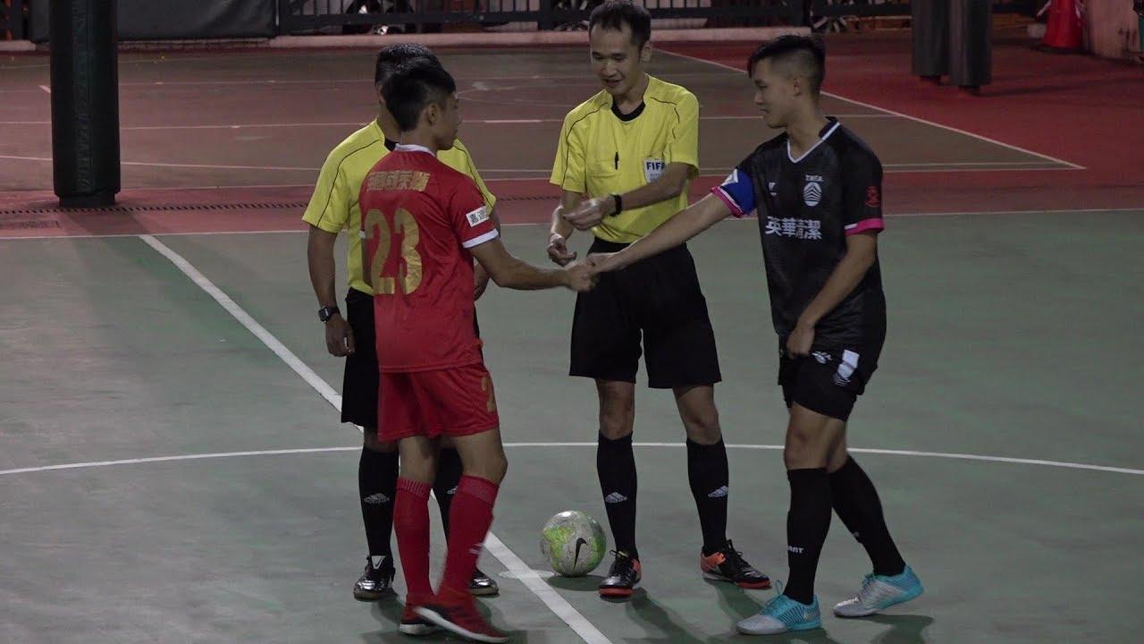 九龍城vs荃灣(2019.10.30.賽馬會五人足球乙組聯賽)精華