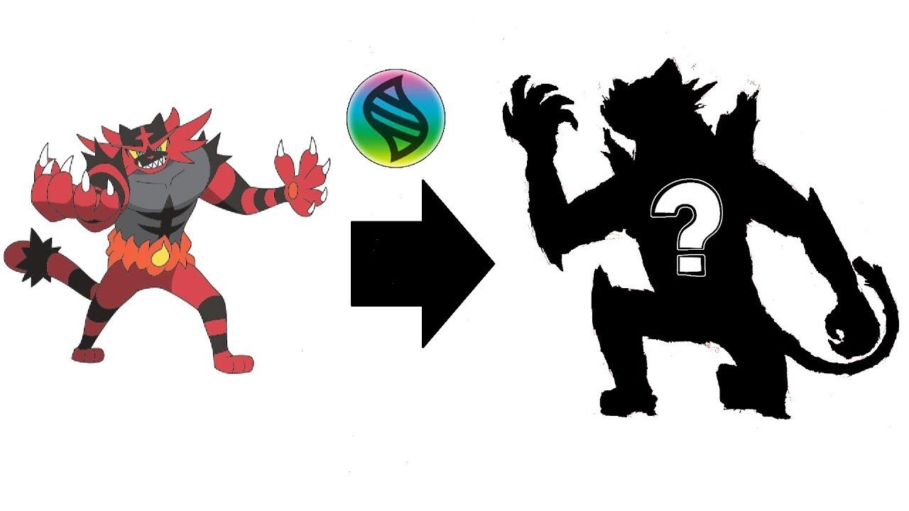 Create mega pokemon 3 incineroar pokemon mega - Pokemon how to mega evolve ...
