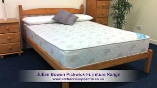 Julian Bowen Pickwick Furniture Range