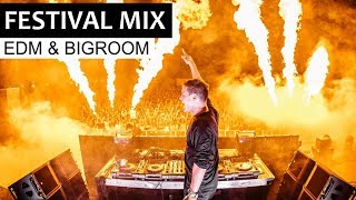 EDM Festival Mega Mix - Electro House & Bigroom ADE Music 2018 - Stafaband