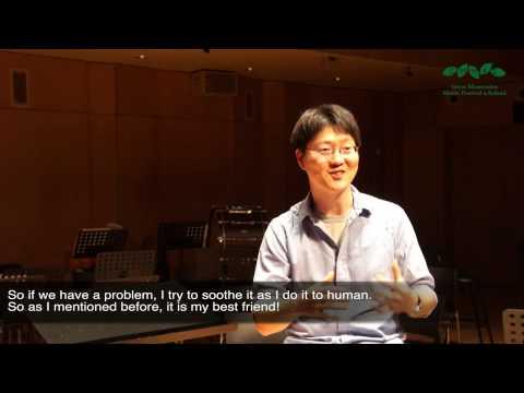 [2015 GMMFS 대관령국제음악제] Artists Interview | Bong-Ihn Koh