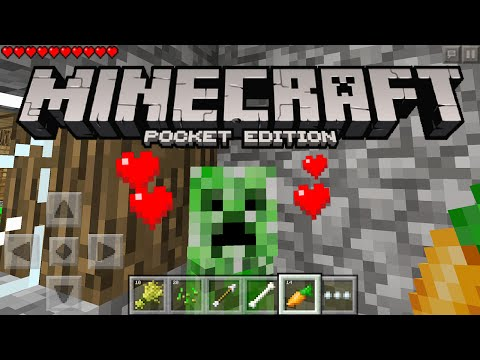 How To Make A Friendly Creeper In Minecraft Pocket Edition