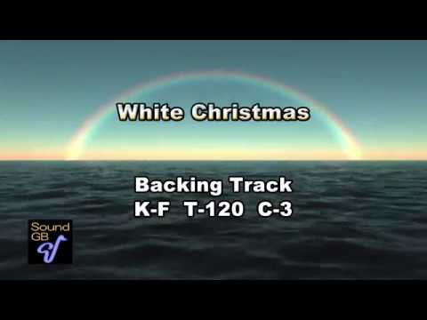 White Christmas ( Jazz V ) - Backing Track ( in Bb = Ts , Tp )
