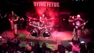 Dying Fetus - Grotesque Impalement/We Are Your Enemy (Live In Montreal)