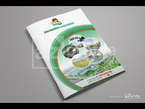 Thiết kế profile và chụp hình công ty VEMEDIM