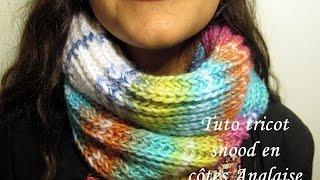 comment tricoter tuto