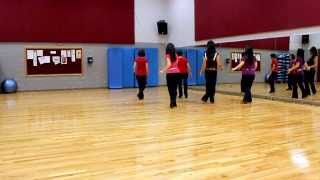 Hey Samba - Line Dance (Dance & Teach in English & 中文)