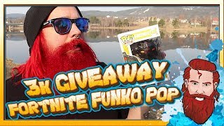 3000 SUB GIVEAWAY | BLACK KNIGHT Fortnite Funko Pop | YOU ARE THE BEST ♥️