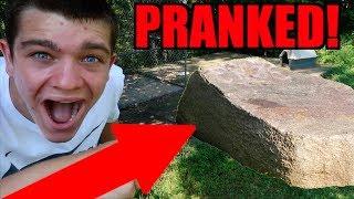 I PRANKED HIM! (Prank Wars)
