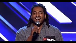 Jason Heerah - The X Factor Australia 2014 - AUDITION [FULL]