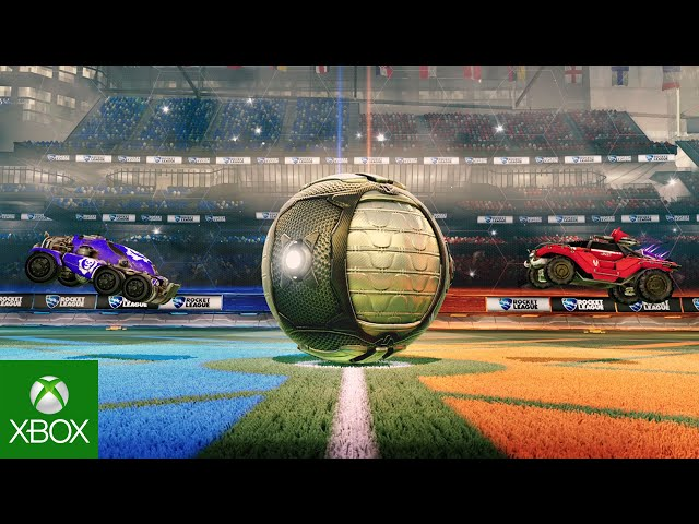 Announcing Rocket League for Xbox One