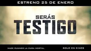 Maze Runner La Cura Mortal _ Estreno en Centro América_25 de enero. Solo en cines
