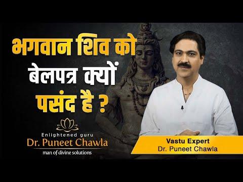 Why Lord Shiva like बेलपत्र | Vastu tips | By Enlightened Life Guru Dr. Puneet Chawla